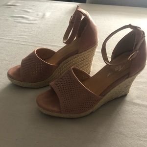 Forever Blush Wedge 6.5